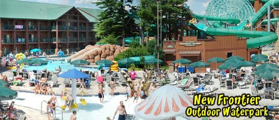 new frontier outdoor waterpark