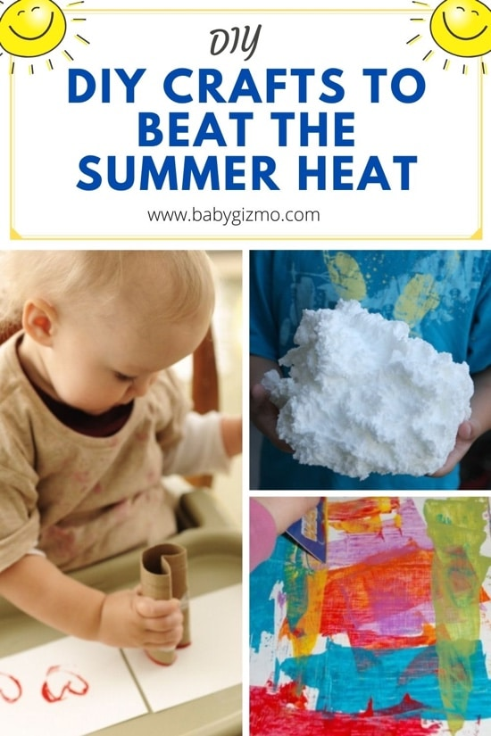 DIY Crafts to Beat the Summer Heat