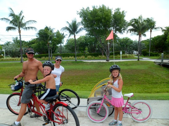 Hawkscay bikes Hawks Cay Resort Review