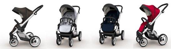 mutsy evo Baby Gizmo Spotlight Video Review: Mutsy Evo Stroller