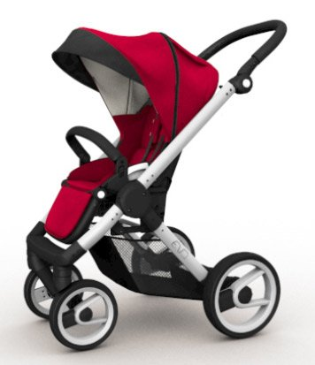 Baby Gizmo Spotlight Video Review: Mutsy Evo Stroller