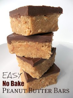 nobake pbbars The Best No Bake Desserts for Summer
