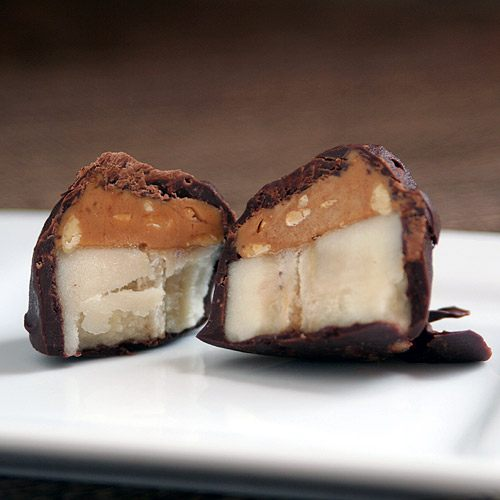 Peanut Butter Banana Bites Recipe