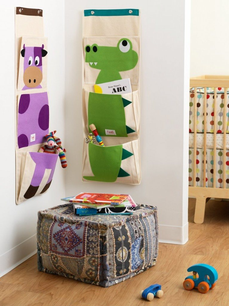 Five Storage Solutions for Clean-Up Time