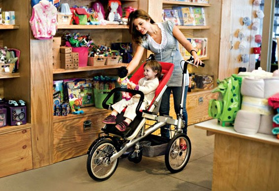 It's a Bike, It's a Stroller, It's a Taga!!!