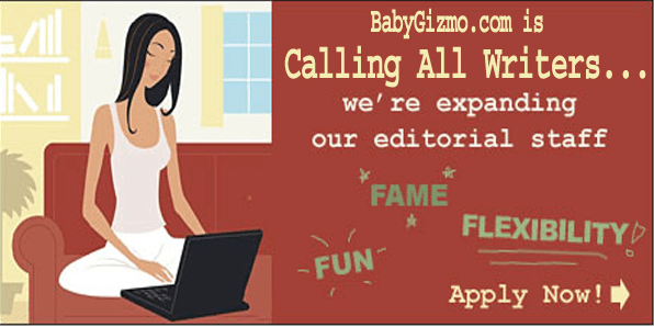 Baby Gizmo is Hiring!!