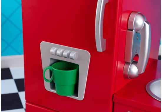 photo of a play ice dispenser