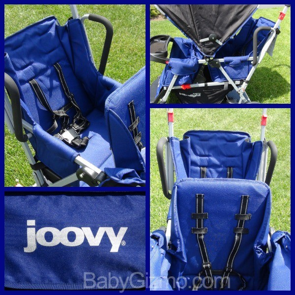 Joovy Caboose Too Seat Review