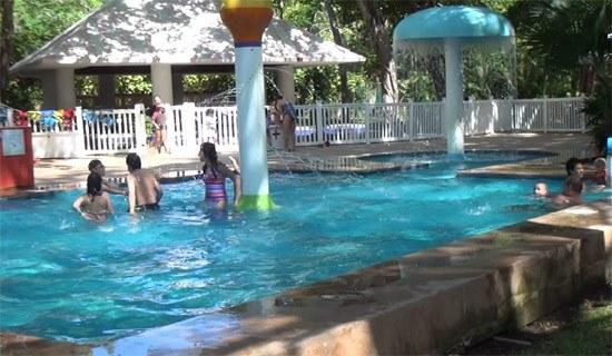 Club Med Pool
