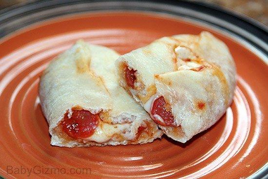 pizza done DIY Pizza Rolls Recipe