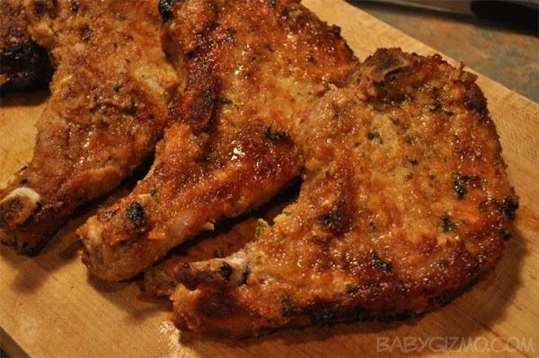 Sliced pork loin recipes baked