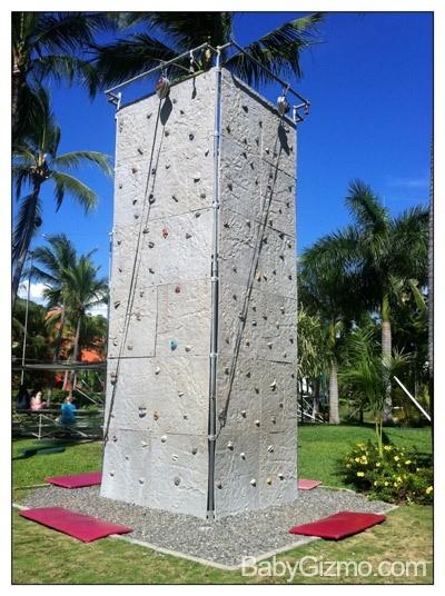 Rock Climbing Club Med