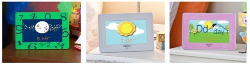 Zazoo Clocks
