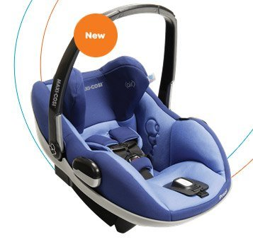 Maxi Cosi Prezi Infant Car Seat Spotlight VIDEO Review
