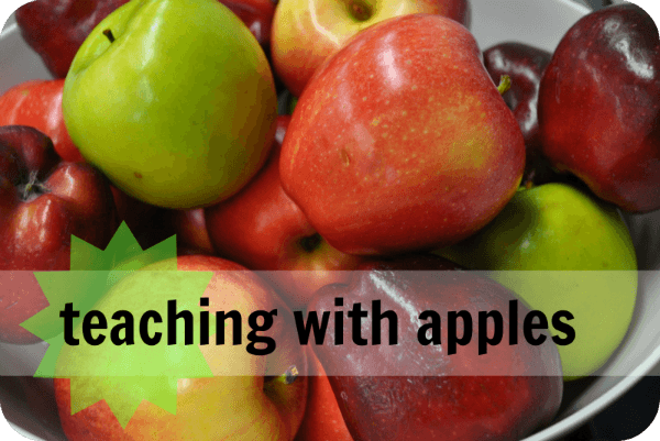 Teaching With Apples