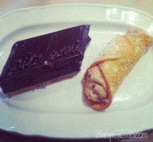 Royal Caribbean Dessert