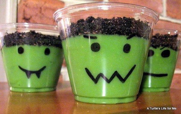 Great Kid-Friendly Halloween Snack Ideas