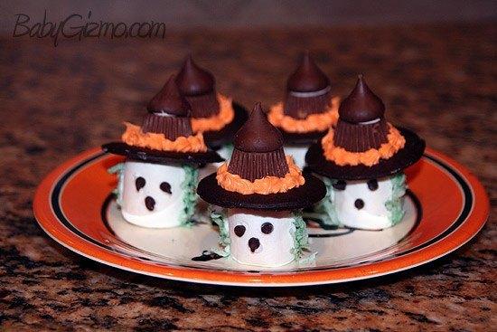 Marshamallow Witches
