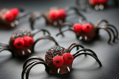 spiderbites Great Kid Friendly Halloween Snack Ideas