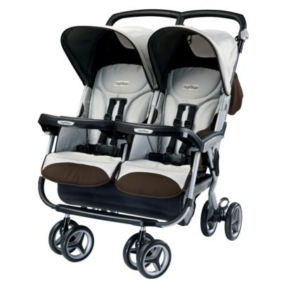 double side by side stroller