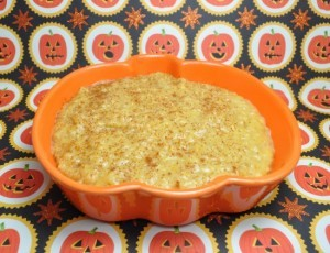 DSC 0026 550x423 300x230 Pumpkin Oatmeal Recipe