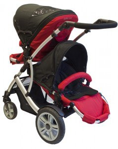 Choosing A Tandem over a Side-By-Side Stroller