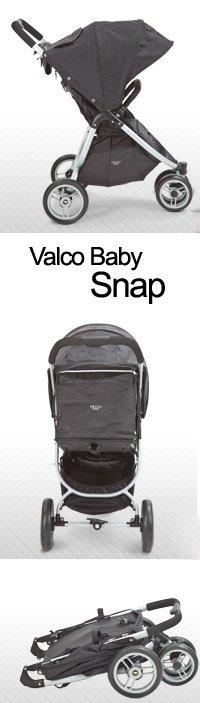 Spotlight Video Review: Valco Baby Snap Stroller