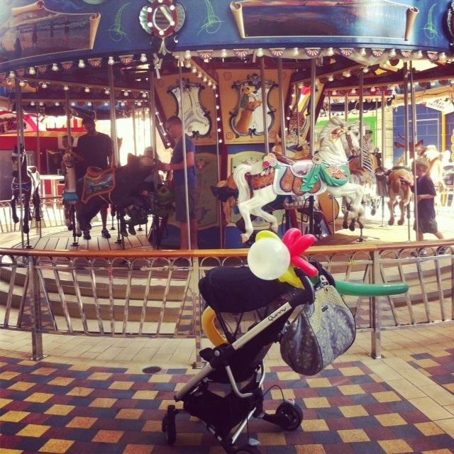 Allure of the Seas Carousel