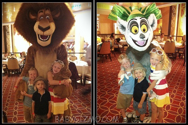 dreamworks1 Baby Gizmo Travel Video Review: Royal Caribbean Allure of the Seas Cruise