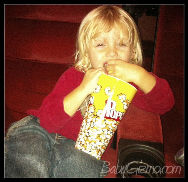 Money Saving Tip for Taking the Kids to the Movies