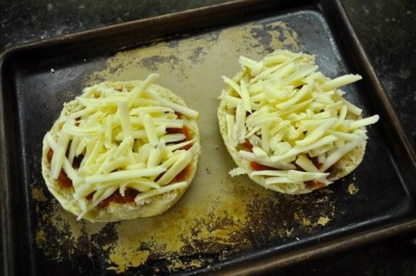 pizza 2 600w Turkey Pizza