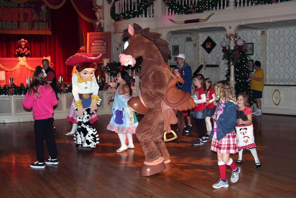 Disney World Dance Party