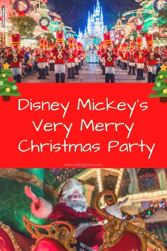 Disney Very Merry Christmas Party Review