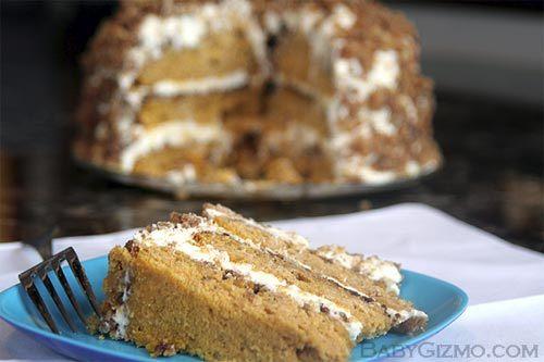cake31 Pumpkin Crunch Cake