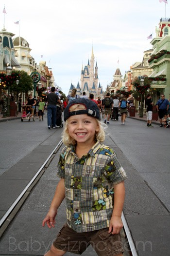 Disney World Main Street