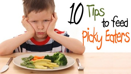 pickyeaters How to Feed Picky Eaters
