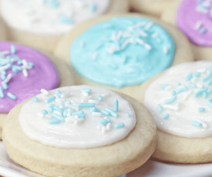Christmas Sugar Cookie Recipe And Decorating Fun