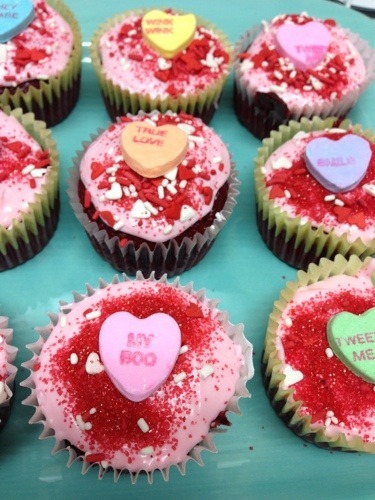 Recipe: Valentines Day Cupcakes