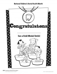 2013_Gold_Medal_Smile_Certificate