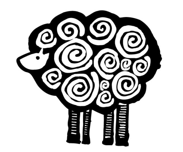 Wee Gallery Sheep