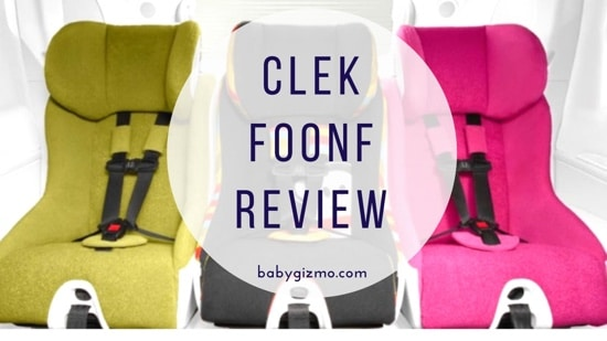 Baby Gizmo Spotlight Video Review: Clek Foonf
