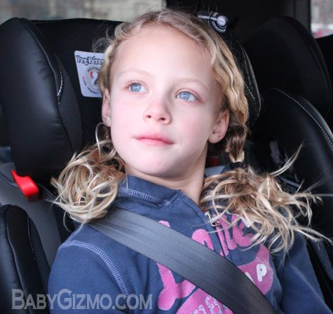 Baby Gizmo Spotlight Video Review: Peg Perego Viaggio HBB 120 Booster Seat