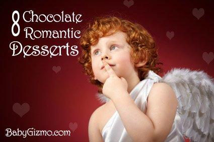 Romantic Desserts