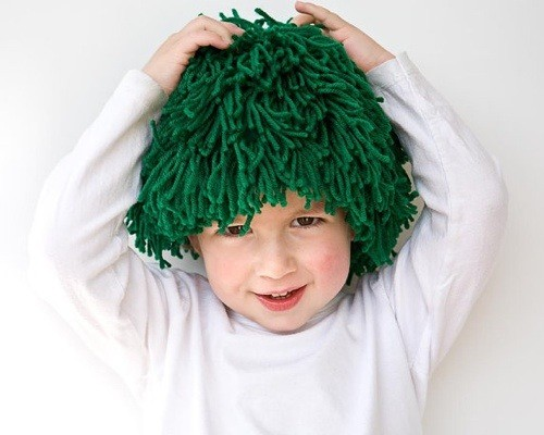 Great Green Outfits For Your Little Leprechaun.