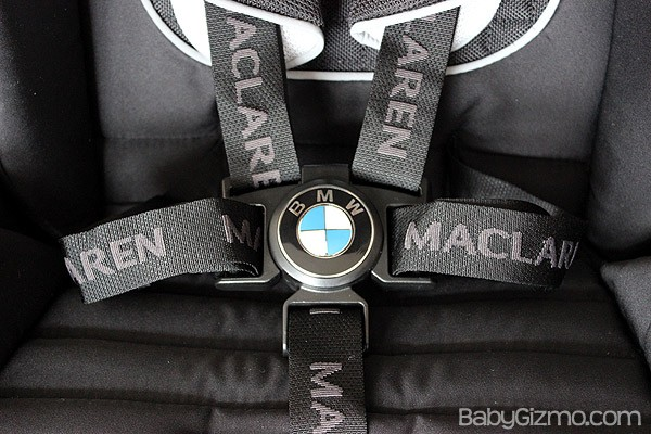 Baby Gizmo Spotlight Video Review: Maclaren BMW Buggy