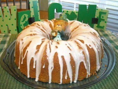 Irish Pound Cake