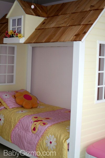 The Princess Playhouse Bed