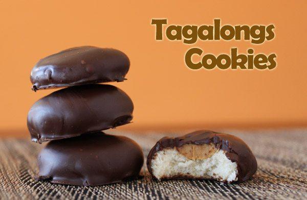 Tagalong Cookies