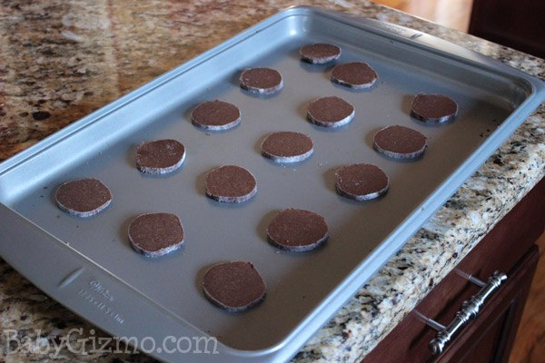 thinmint tray2 Thin Mint Cookie Recipe