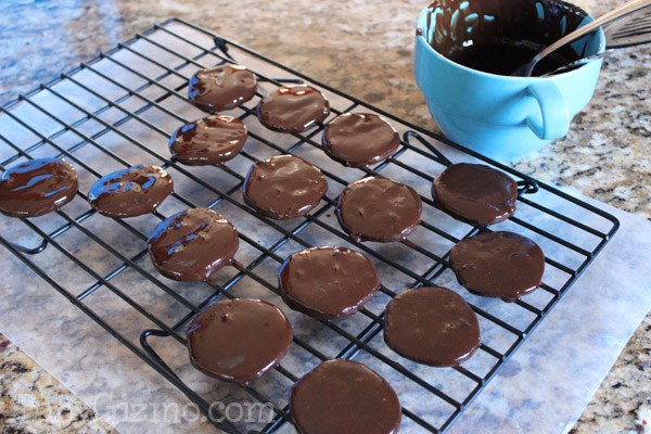 thinmints tray Thin Mint Cookie Recipe